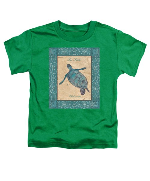 Verde Mare 4 Toddler T-Shirt
