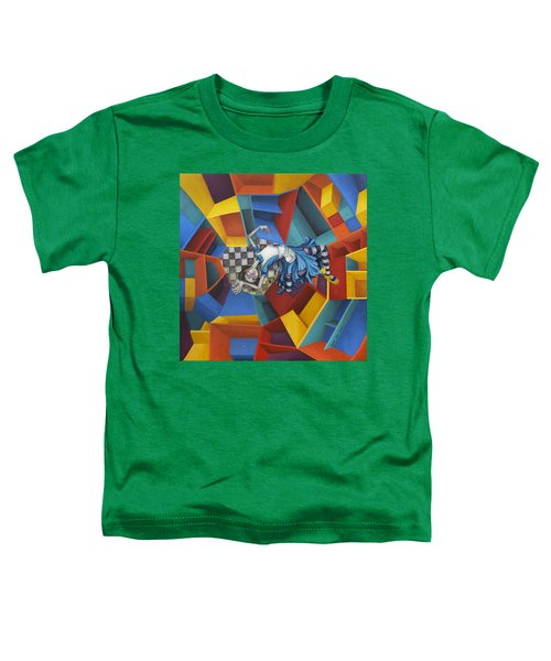 Way Down In The Hole Toddler T-Shirt