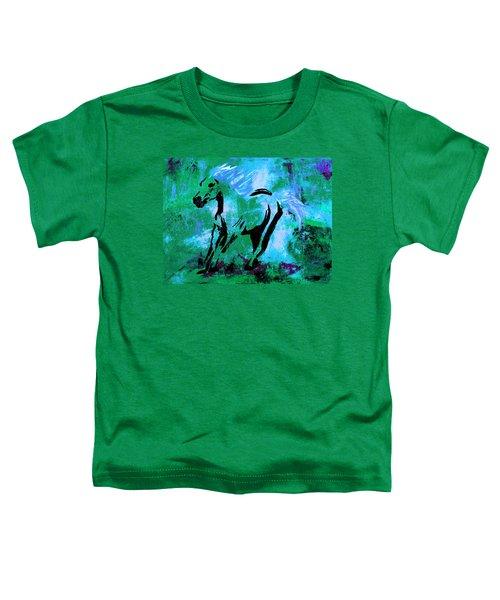 Wild Midnight Toddler T-Shirt