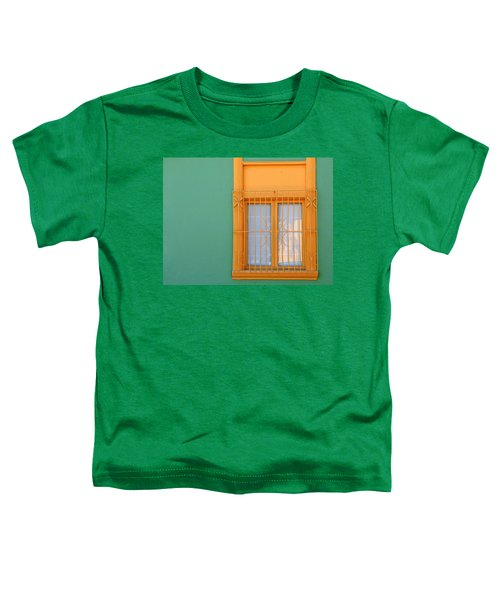 Windows Of The World - Santiago Chile Toddler T-Shirt