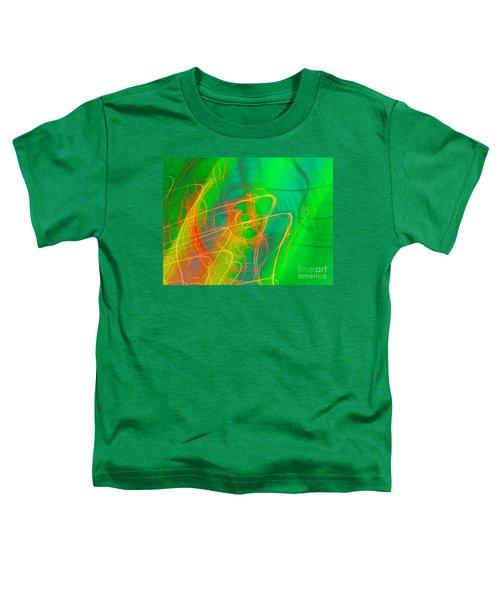 Write Light Rainbow Toddler T-Shirt