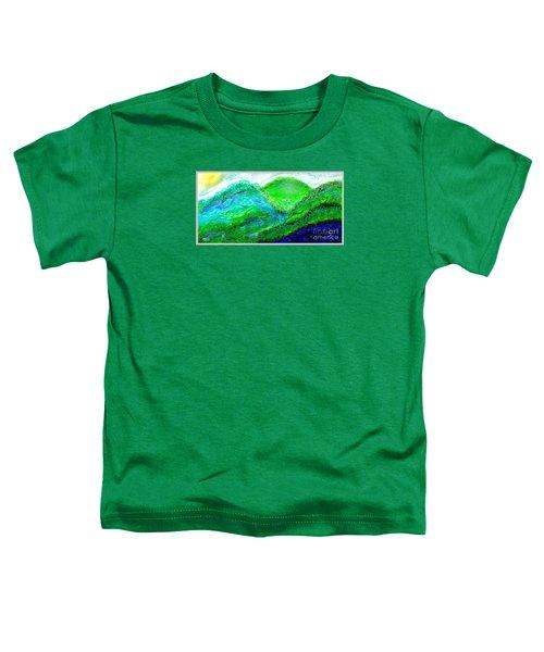 Van Gogh Sunrise Toddler T-Shirt