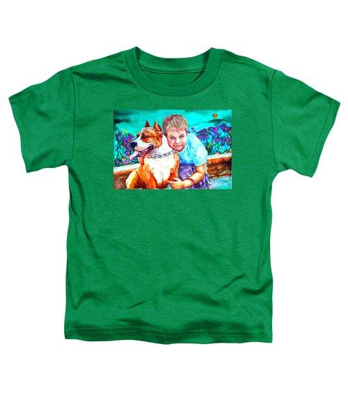 Zac And Zuzu Toddler T-Shirt