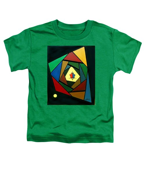 Eccentric Toddler T-Shirt