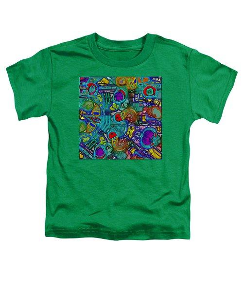 Organized Chaos Toddler T-Shirt