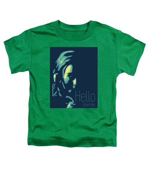 Adele Toddler T-Shirt by Greatom London