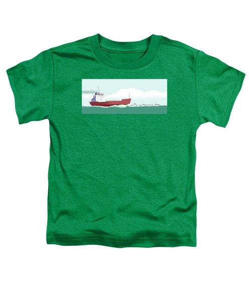 Dolphin Dance Toddler T-Shirt