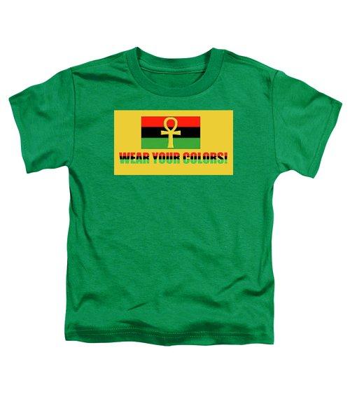 Wear Rgb Toddler T-Shirt