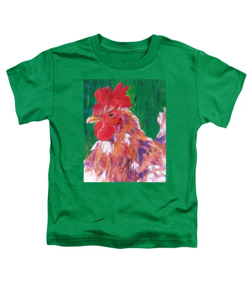 #14 Trouble Two Toddler T-Shirt