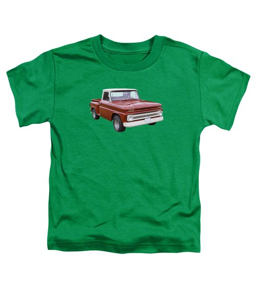 1965 Chevrolet Pickup Truck Toddler T-Shirt