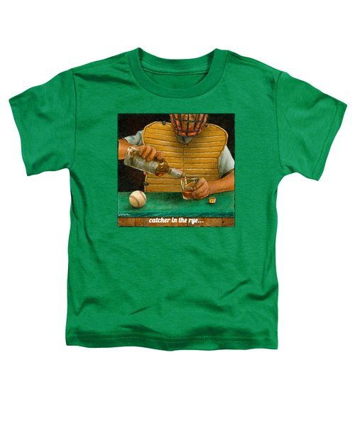 Catcher In The Rye... Toddler T-Shirt