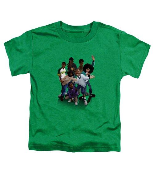 93 Till Toddler T-Shirt