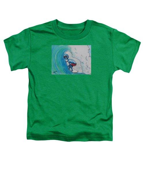 Alien Tube Toddler T-Shirt