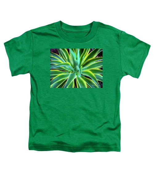 An Agave In Color  Toddler T-Shirt