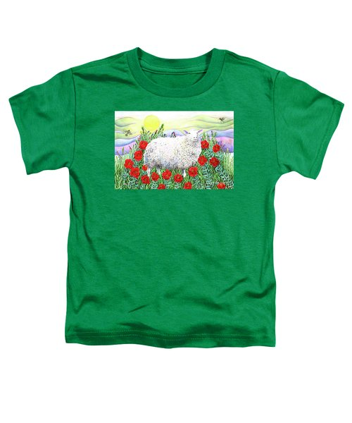 Arrival Of The Hummingbirds Toddler T-Shirt