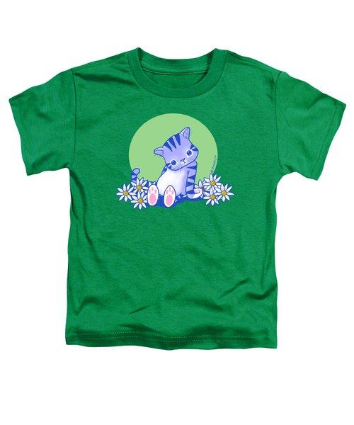 Yittle Kitty Toddler T-Shirt