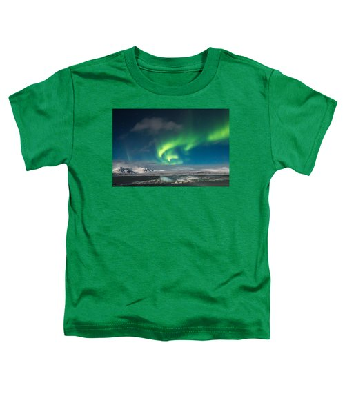 Aurora Borealis Toddler T-Shirt