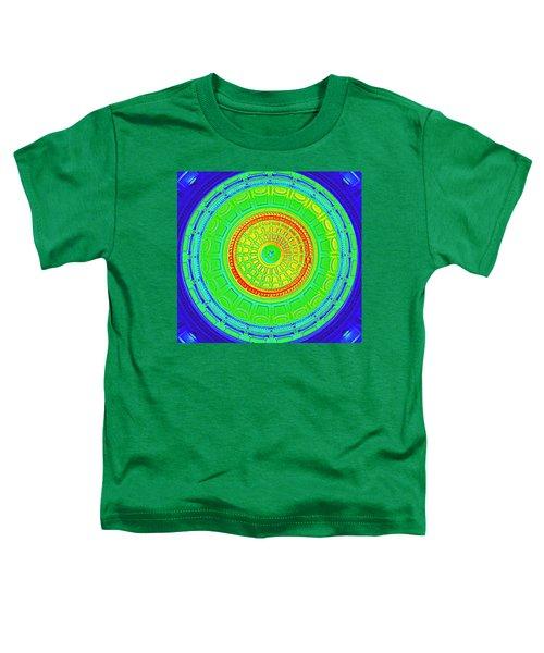 Austin Capitol Dome - 3 Toddler T-Shirt