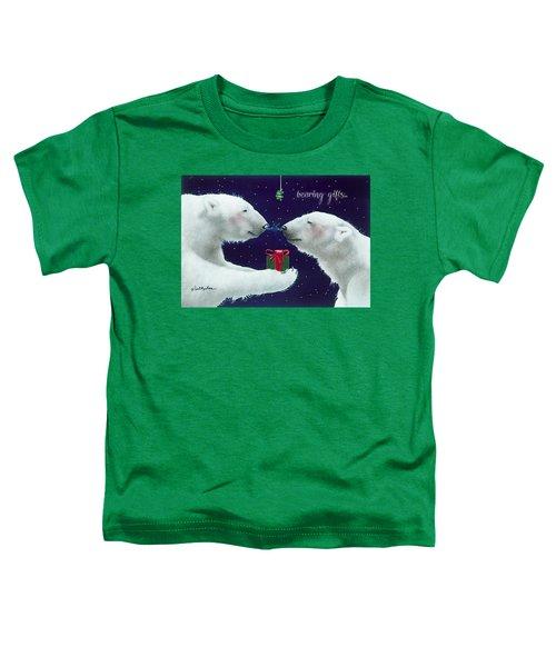 Bearing Gifts Toddler T-Shirt