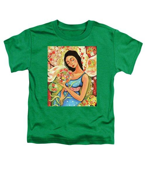 Birth Flower Toddler T-Shirt