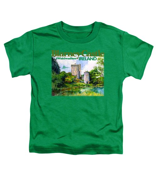 Blarney Castle Ireland Toddler T-Shirt