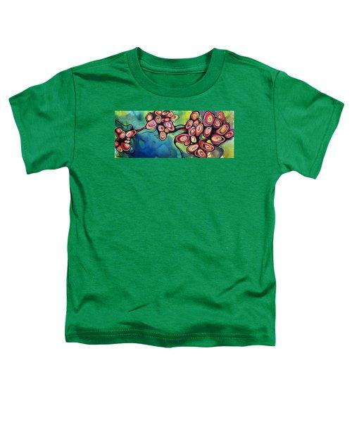 Bliss And Detachment Toddler T-Shirt
