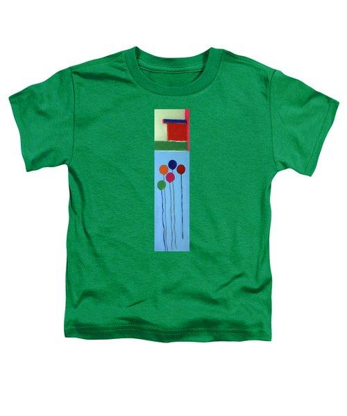 Blocks And Balloons Toddler T-Shirt