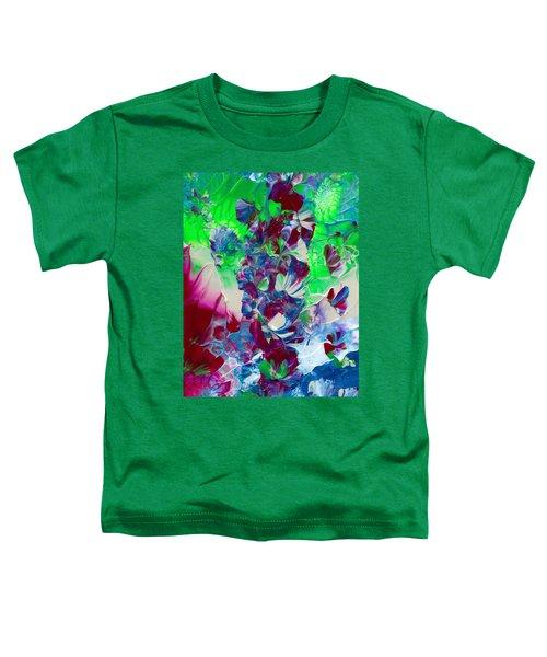 Butterflies, Fairies And Flowers Toddler T-Shirt