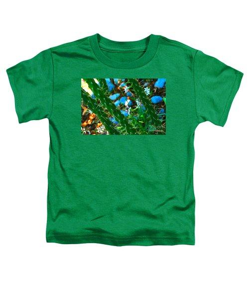 Cactus Garden Toddler T-Shirt