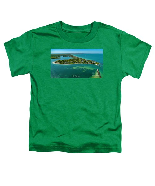 Chapoquoit Island Toddler T-Shirt
