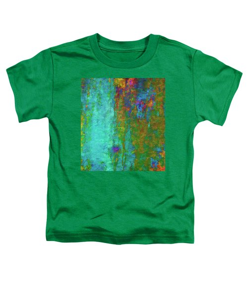 Color Abstraction Lxvii Toddler T-Shirt