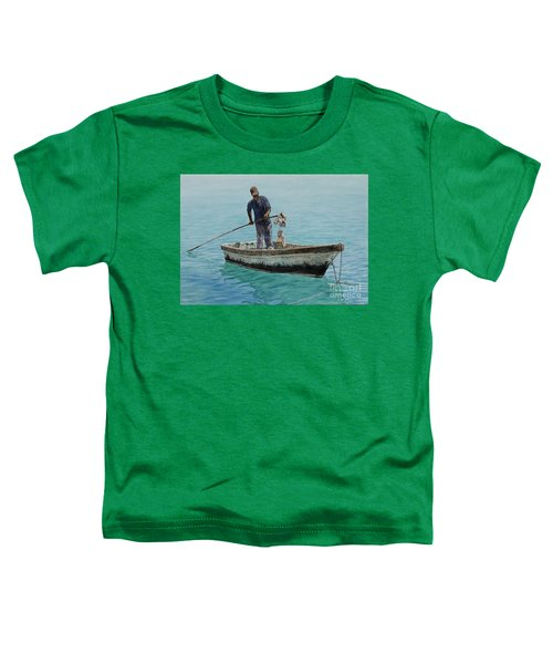 Conch Pearl Toddler T-Shirt