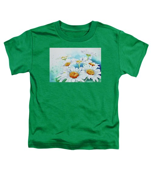 Daisies Toddler T-Shirt