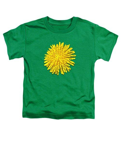 Dandelion 2 Toddler T-Shirt