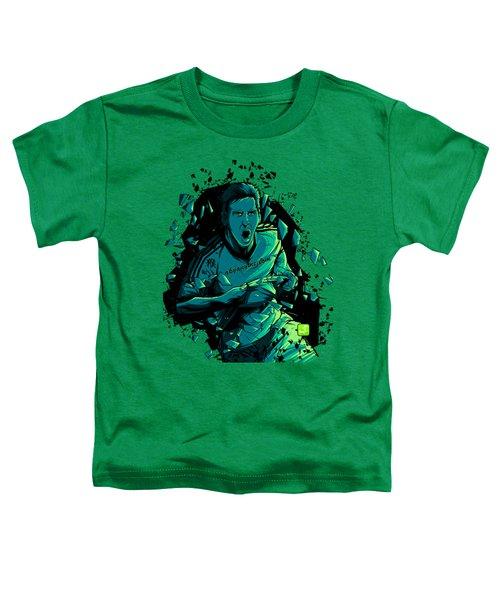 Dieu Toddler T-Shirt by Akyanyme