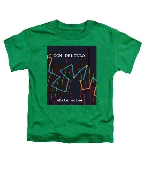 Don Delillo Poster  Toddler T-Shirt