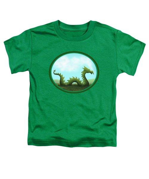 Dream Of A Dragon Toddler T-Shirt