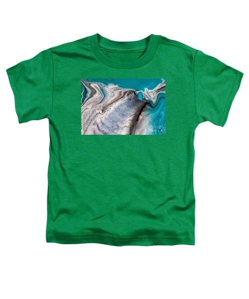 Dreams Like Ocean Toddler T-Shirt