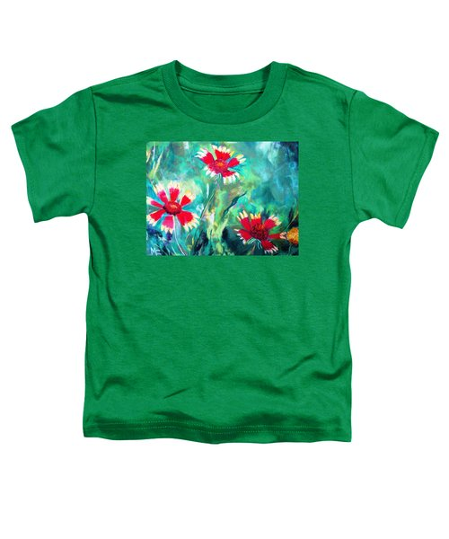 East Texas Wild Flowers Toddler T-Shirt