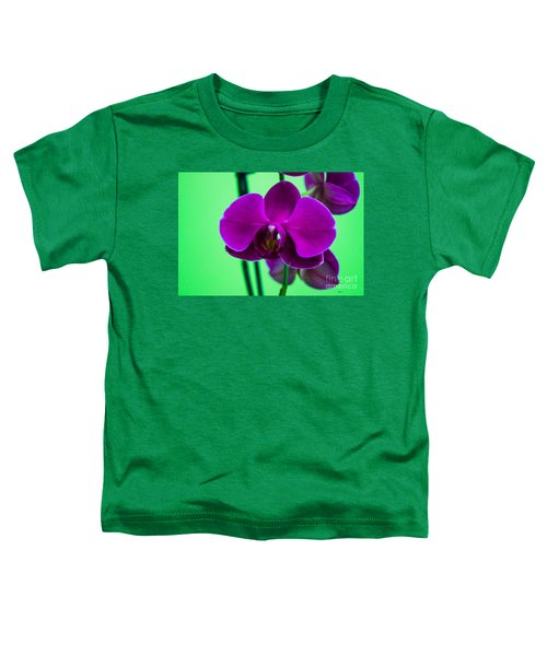Exposed Orchid Toddler T-Shirt