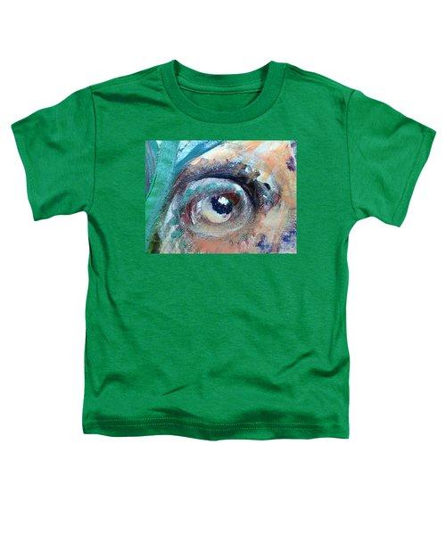 Eye Go Slow Toddler T-Shirt