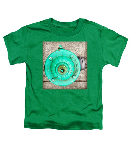 Fire Hydrant #6 Toddler T-Shirt