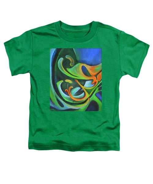 Floralblue Toddler T-Shirt