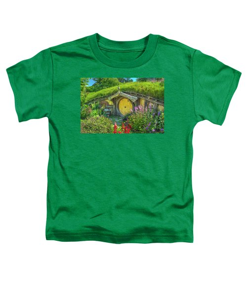 Flowers In The Shire Toddler T-Shirt