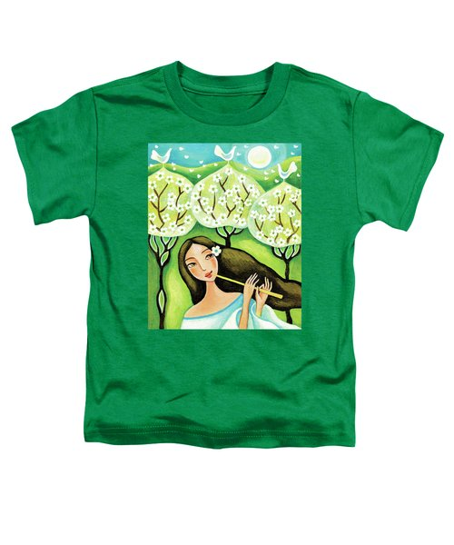 Forest Melody Toddler T-Shirt