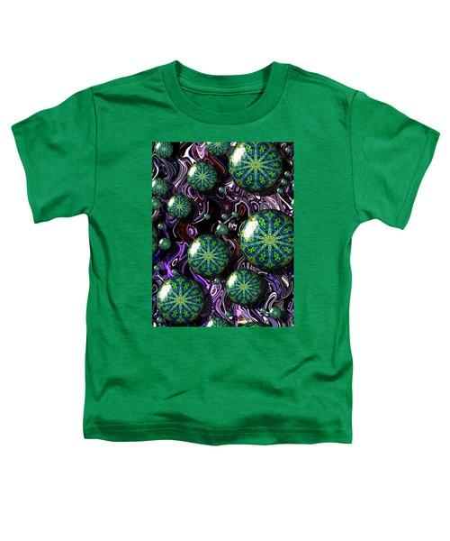 Fractal Abstract 7816.5 Toddler T-Shirt