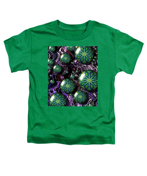 Fractal Abstract 7816.5 Toddler T-Shirt