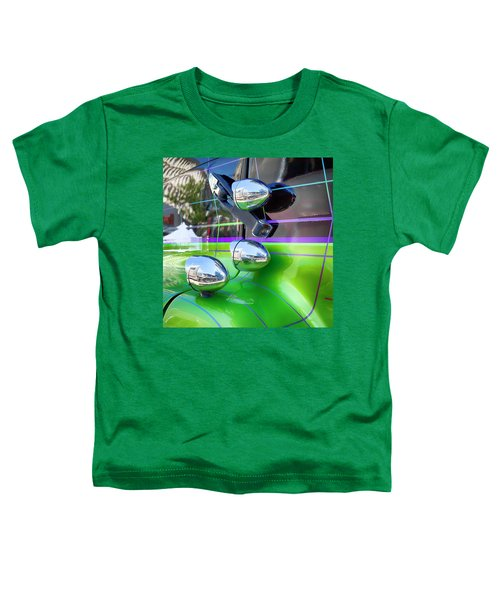 Freightliner Abstract Toddler T-Shirt
