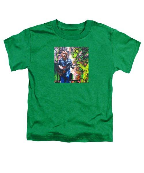 Front Row At Bader Field Toddler T-Shirt