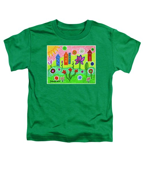 Funky Town Toddler T-Shirt